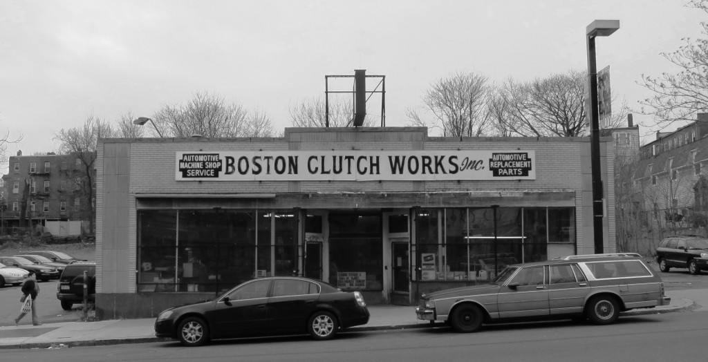 Boston Clutchworks BW